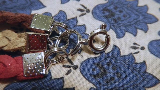 Braided Suede Bracelet 6