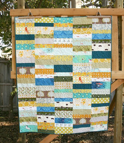 Optimism quilts for brothers