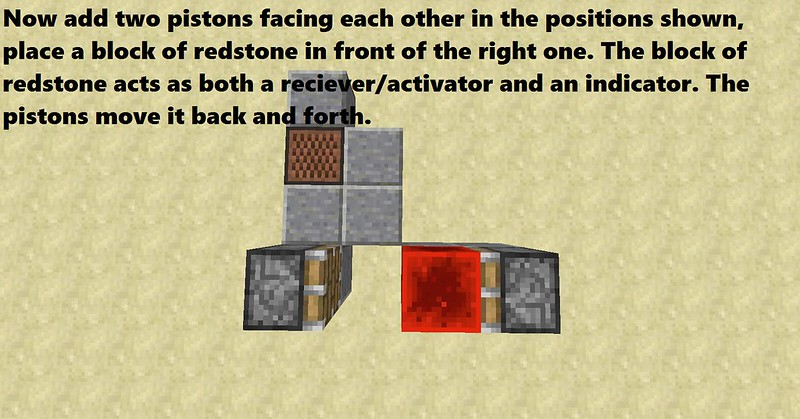 Fully Functional 5x5x2 Minecraft Fire Alarm Panel The Fire Panel