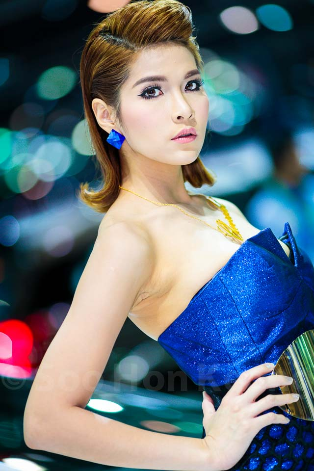 The 31st Thailand International Motor Expo 2014 @ Bangkok, Thailand