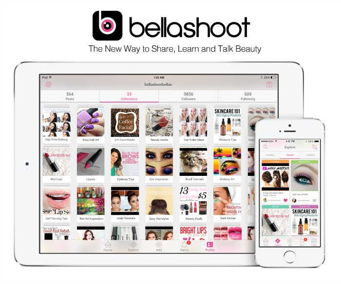 Belllashoot_iphone_iPad_branding