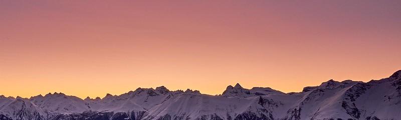 Sunrise - Riedersalp