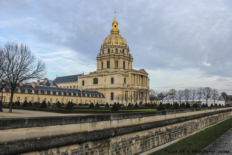 PARIS - Av de Tourville - Hôtel des Invalides
