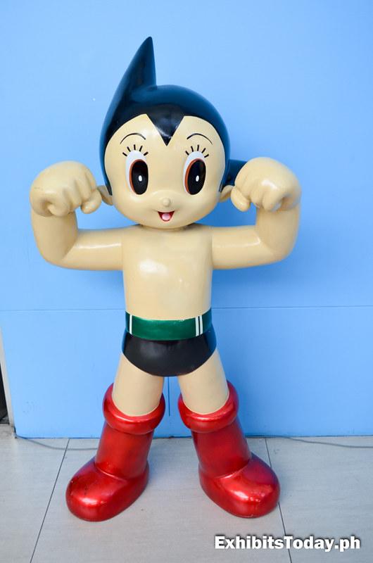 Astro Boy Standee