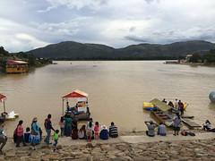 Laguna Angostura near Cochabamba, Bolivia