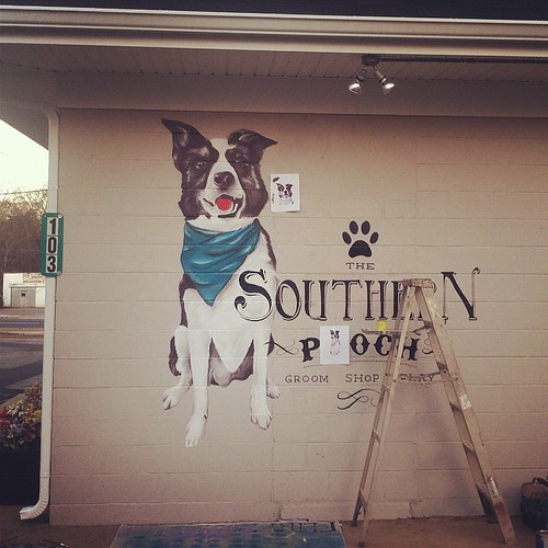 The Southern Pooch, Thomaston, Georgia