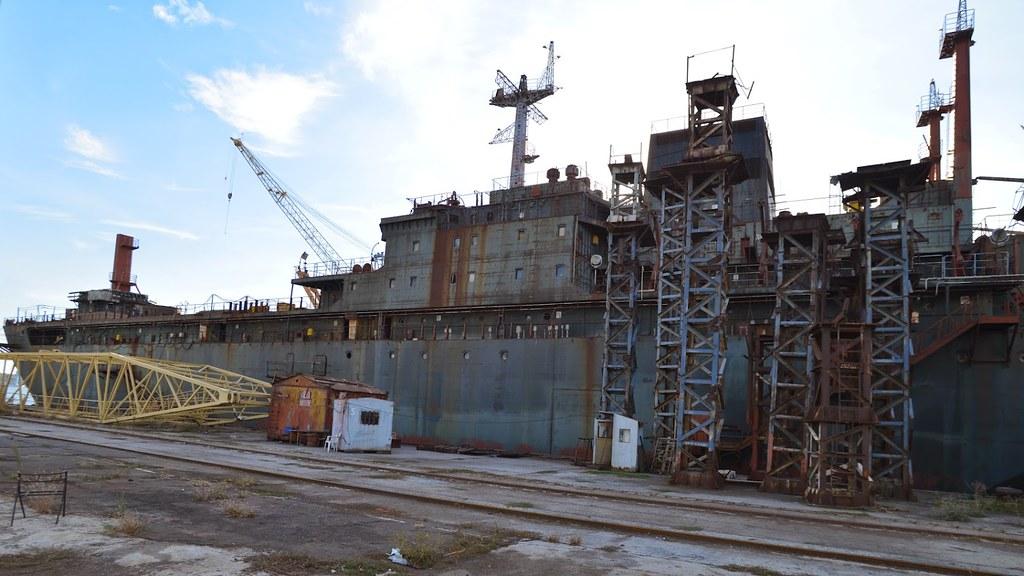 Soviet ghost ship