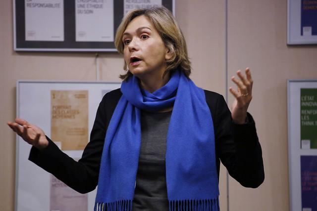 Venue de Valérie Pécresse reunion travail seminaire Bastiat (40 ) - Fondapol