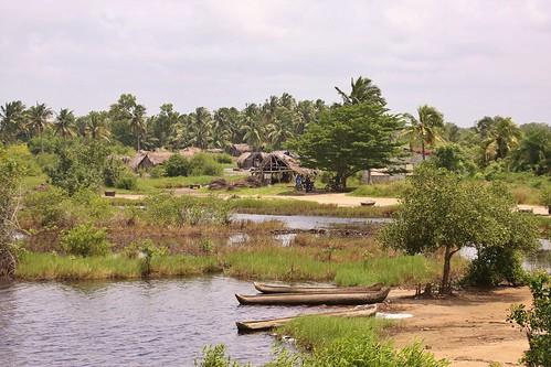 africa landscape togo