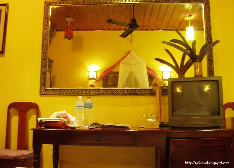 Бопха Ангкор, отель