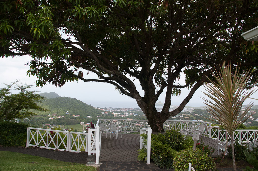 Historic Home in St. Lucia