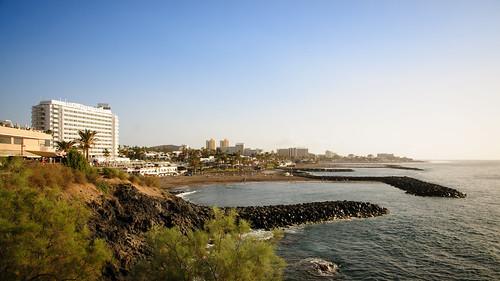 Costa Adeje and Las Américas