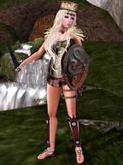 Warrior Princess 2A