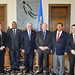 Secretary General Receives Delegation from the Central American Parliament
