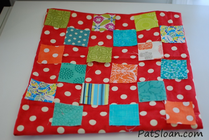 Pat Sloan hip to be square controlled colors pic 3