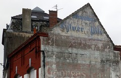 Layers of ghost signs