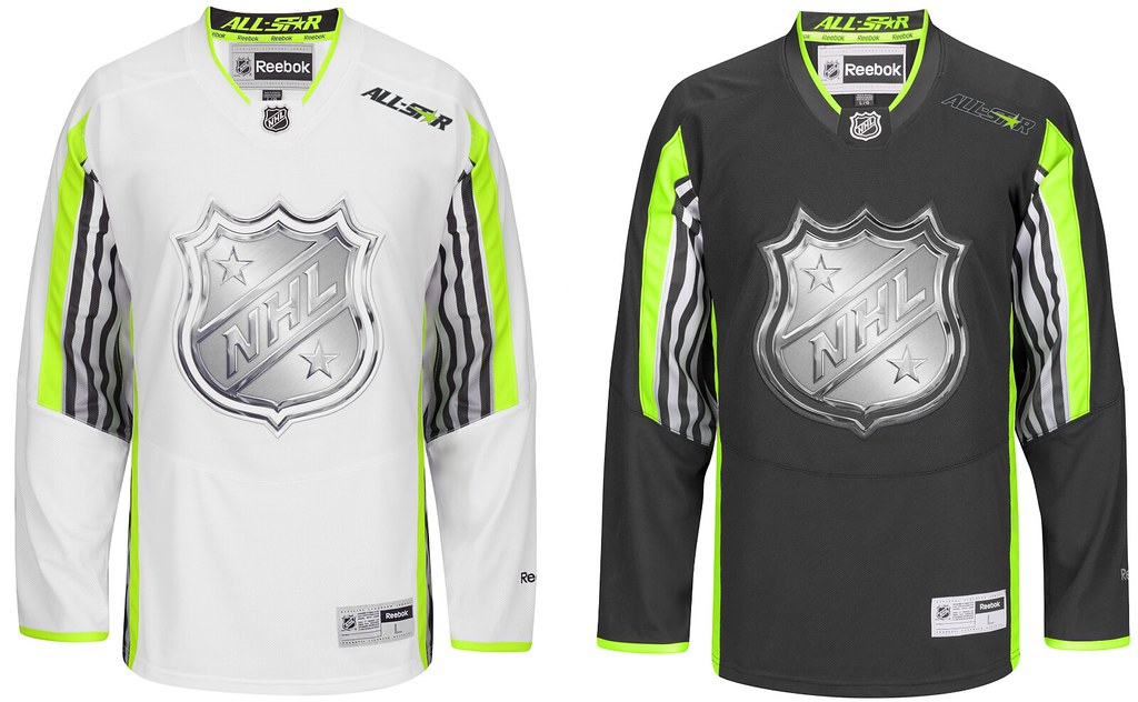 2015 NHL All-Star Game  Neon a questionable addition to All-Star ... 9eceed552