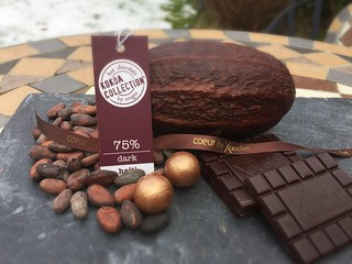 75% haitian chocolate