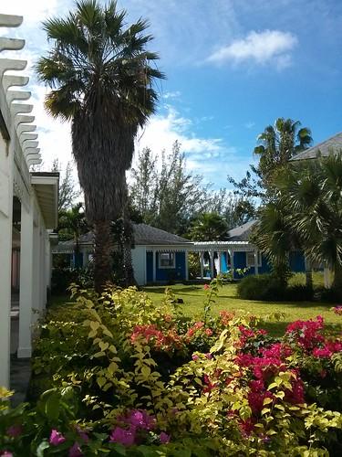 Les jardins du Club Med Columbus Isle.