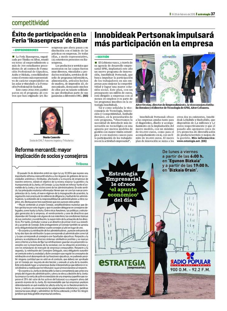 Reforma mercantil 24 diciembre 2014