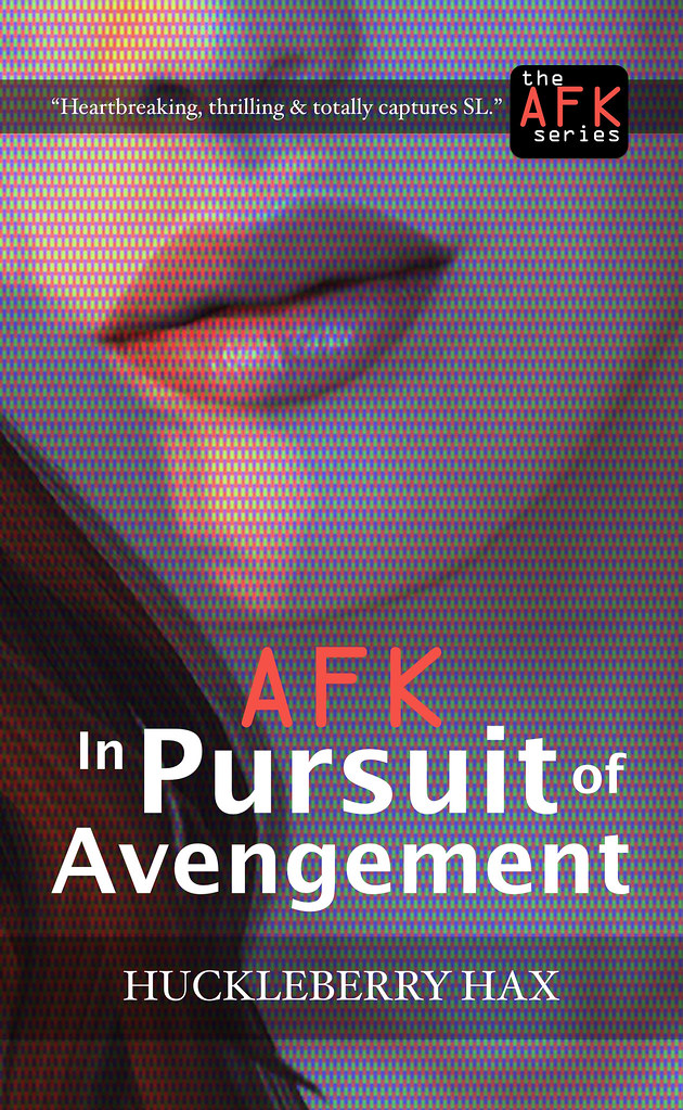 AFK, In Pursuit of Avengement Cover Art