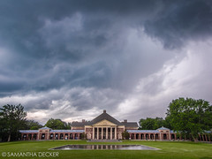 A Storm Brews at the State Park