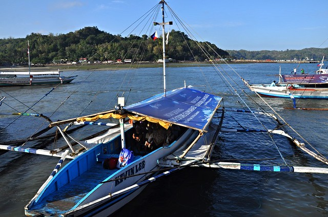 Boats to Guimaras