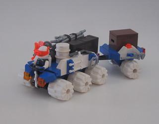 Ice-Planet, Sherpa Wagon & Trailer
