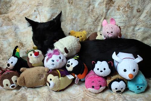 Loa loves Tsum Tsums