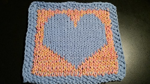 Heart cloth