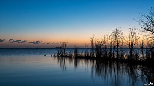 morning holland netherlands sunrise canon reflections widescreen nederland silhouettes bluehour monday 169 haringvliet ochtend middelharnis zuidholland goereeoverflakkee maandag zonsopkomst silhouetten canonef24105mm blauweuurtje bracom southolland canoneos5dmkiii