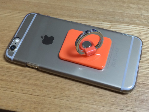how to get photos from iphone to mac iphone 6 用に落下防止リング ringo ring リンゴリング を導入 8638