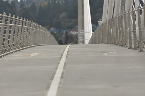 My first walk across Tilikum Bridge-20