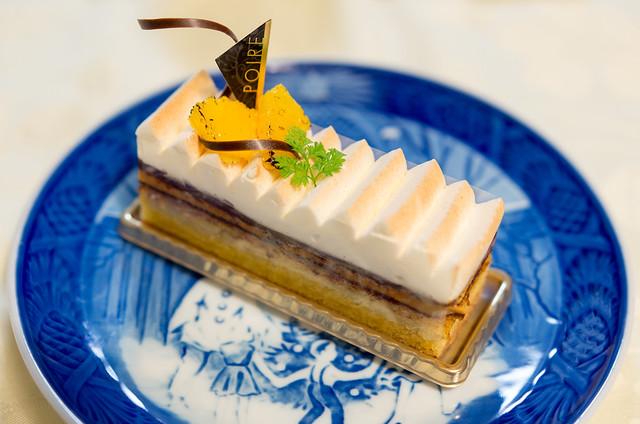 今日のお菓子 No.161 – 「POIRE」