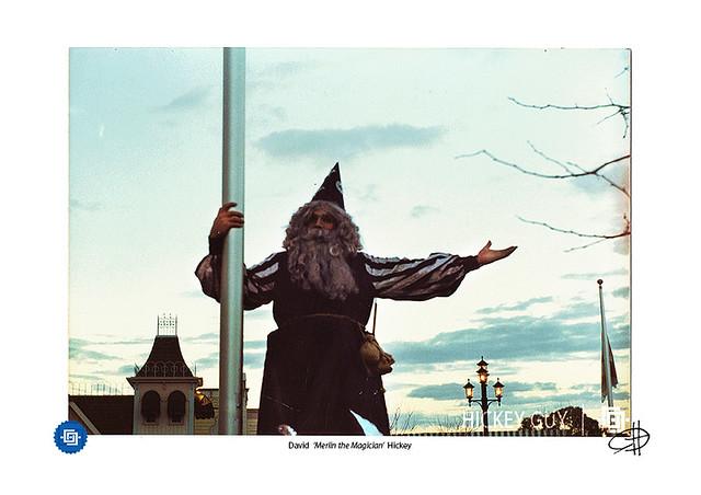 Wonderland - Merlin the Magician #19