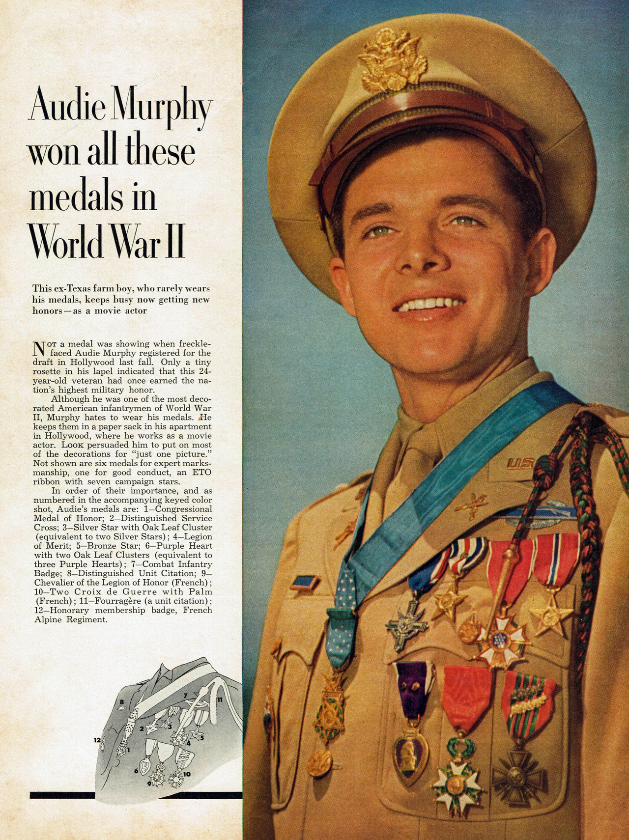 America S Most Highly Decorated Soldier Of World War Ii