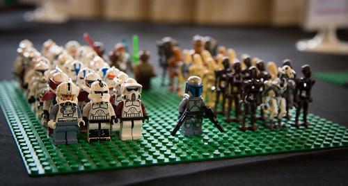 Brickvention 2015 - Minifigs
