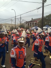 1145 Belaire High School Band