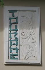 Villa Tourane, art déco, Ville d'Hiver, Arcachon, Gironde, Aquitaine, France.