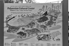 Polynesian Cultural Center - Map