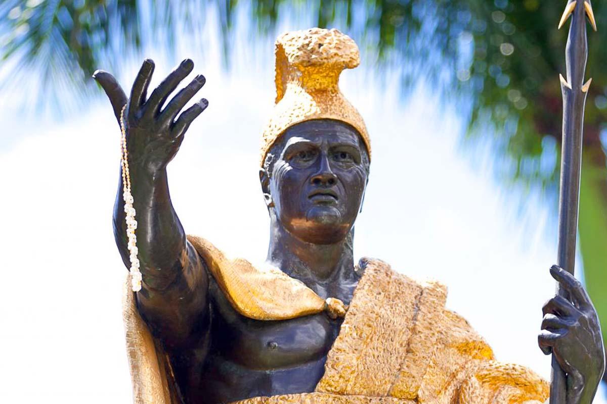 カメハメハ大王 Kamehameha