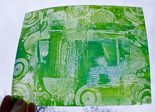 Transparent print