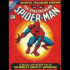 A super-sized Spidey spectacular. I had this one, how about you? #SpiderMan #Comics