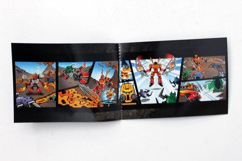 LEGO BIONICLE Hero Pack (5002941)