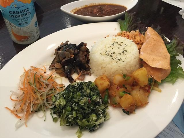スリランカ料理