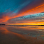 26. Juuli 2016 - 6:27 - More colourful skies, Currumbin on the Gold Coast - Australia