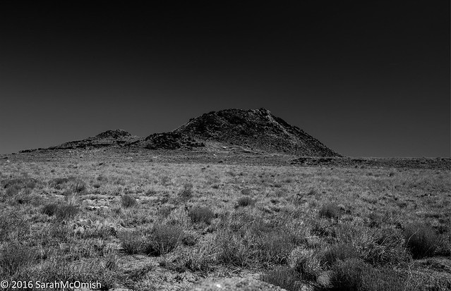 Volcanoes at Petroglyph National Monument #8