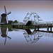 Kinderdijk by jeanny mueller