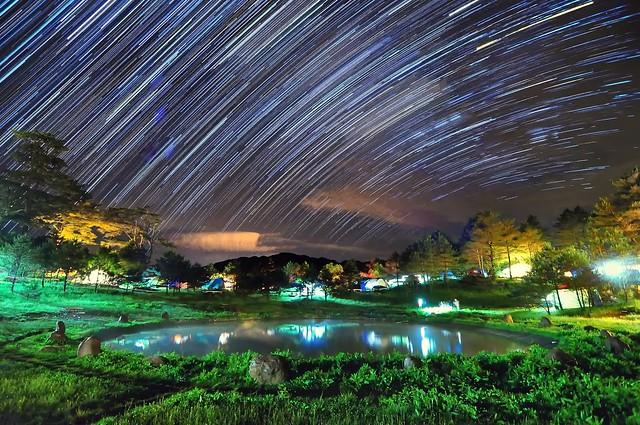 Fushoushan Farm ,福壽山星軌