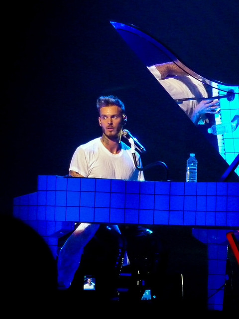 M. Pokora - In Pursuit of Happiness Tour, Zenith, Paris (2012)